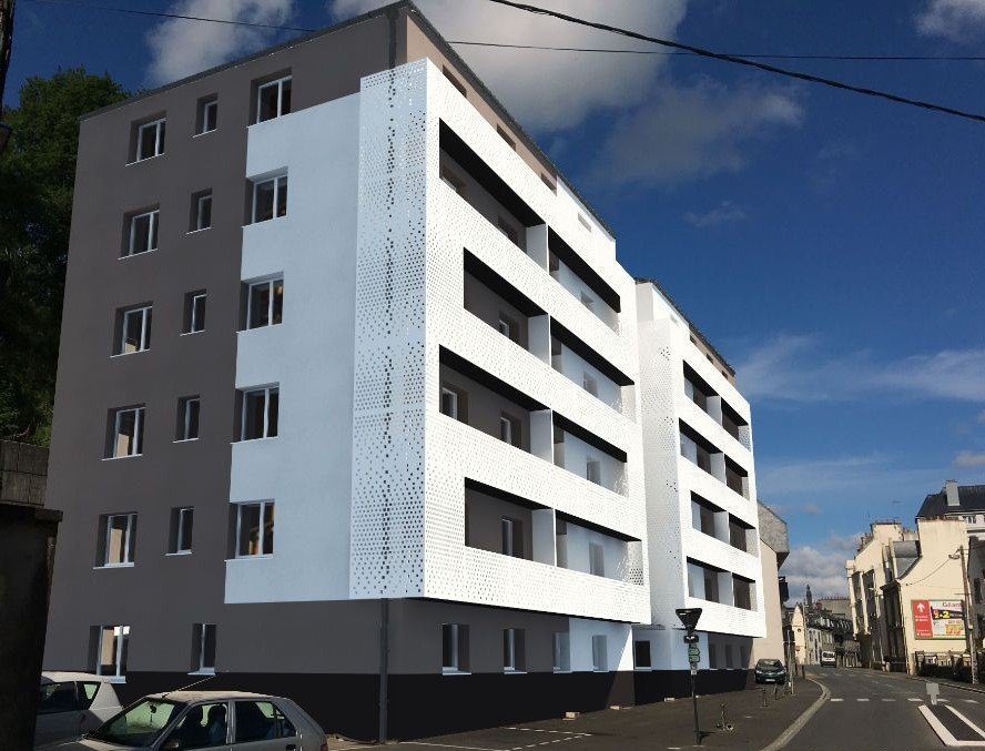 Appartement Morlaix 3 pièce(s)