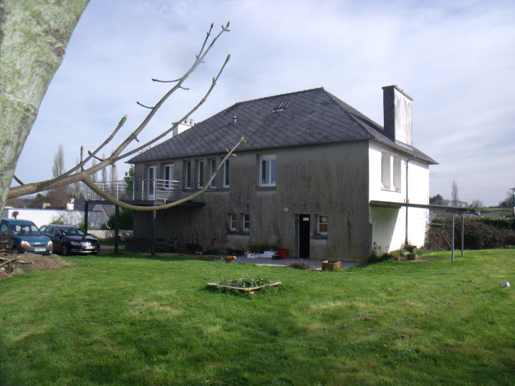 Maison Plougonven - SAINT-EUTROPE