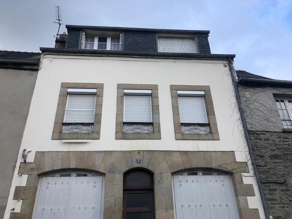 Maison Morlaix 80 m2