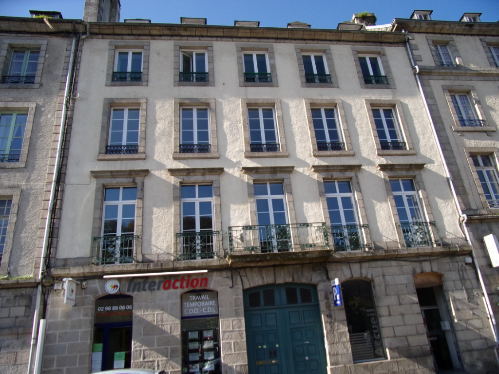 Local commercial Morlaix